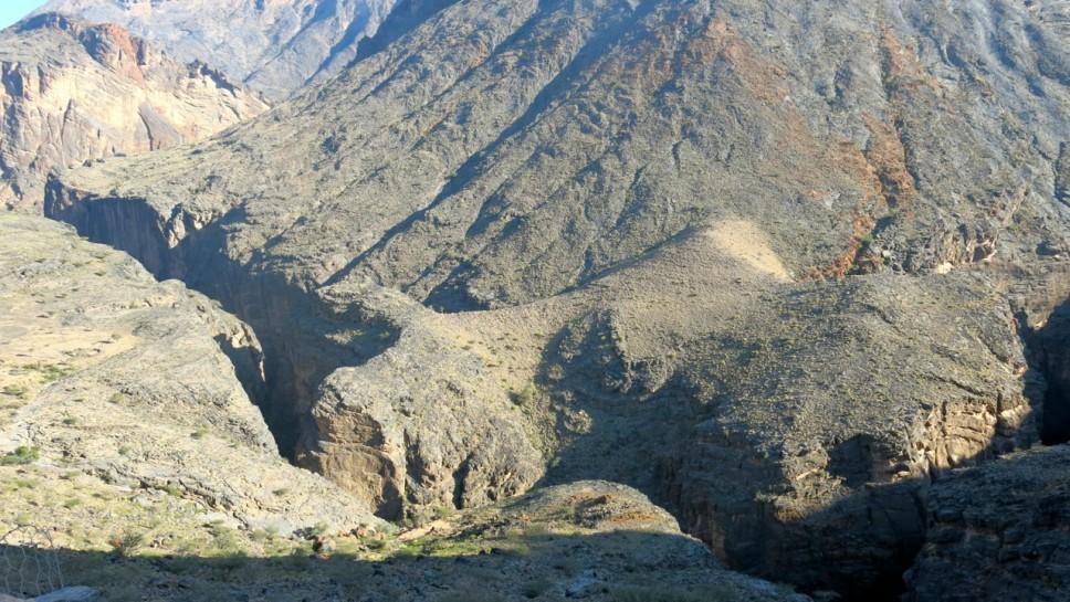 Snake Canyon, magnifique serpent creusé par l'eau.